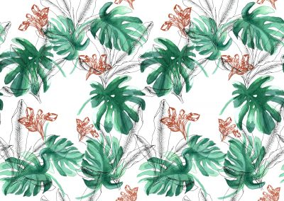 Tropical pattern compleet