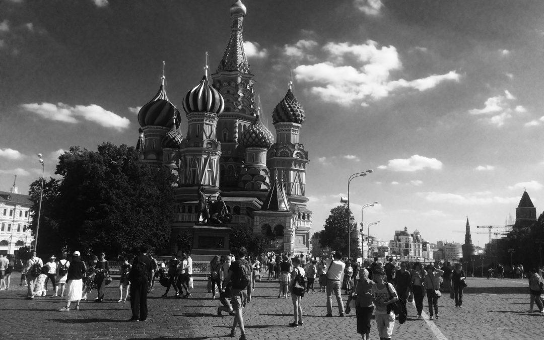 Azie Blog#3 Magisch Moskou