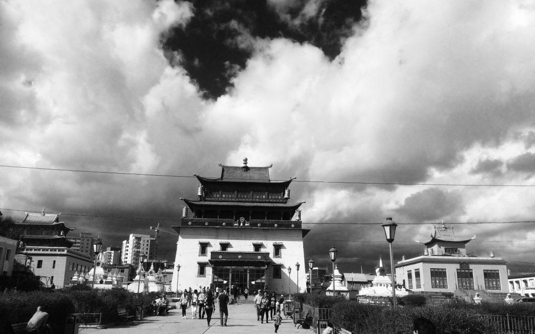 Azie Blog#5 Ulaanbatar & de Mongoolse Steppe