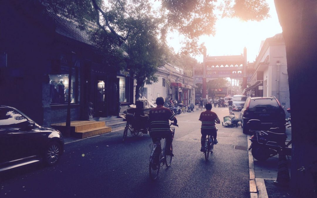 Azie Blog#6 – There are 9 million bicycles in Bejing