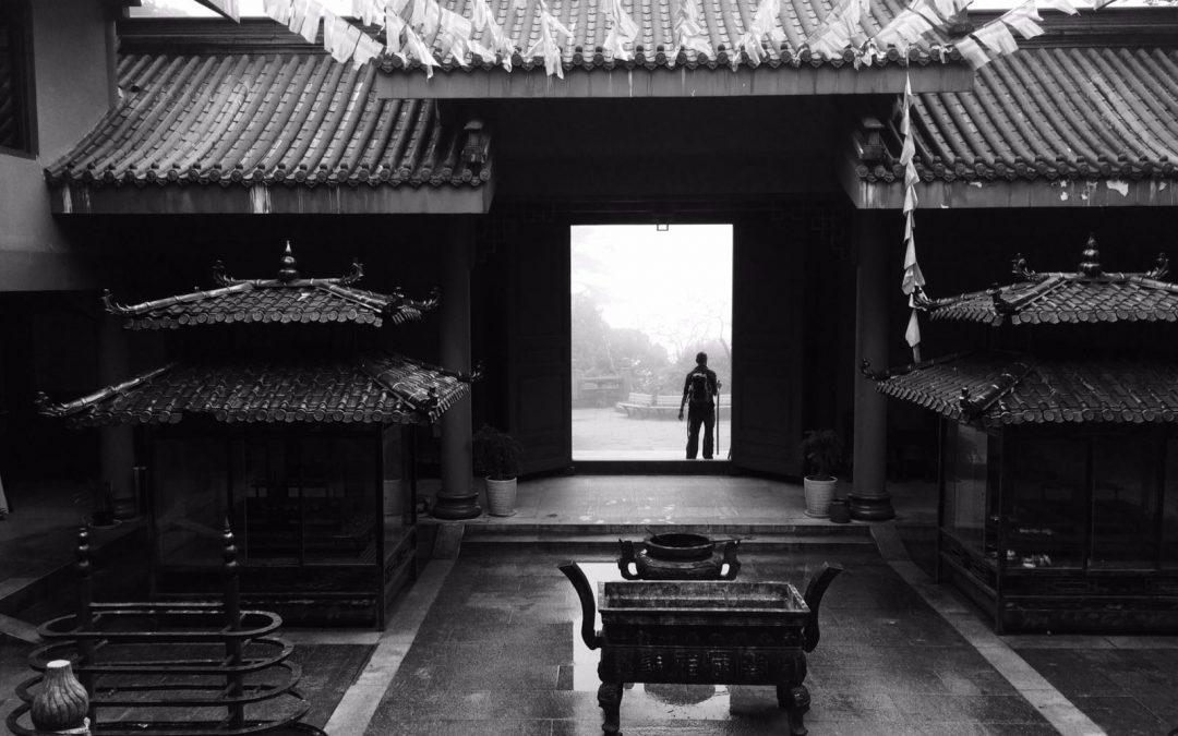 Azie Blog#8 Mt. Emei: Een Boek en een Berg