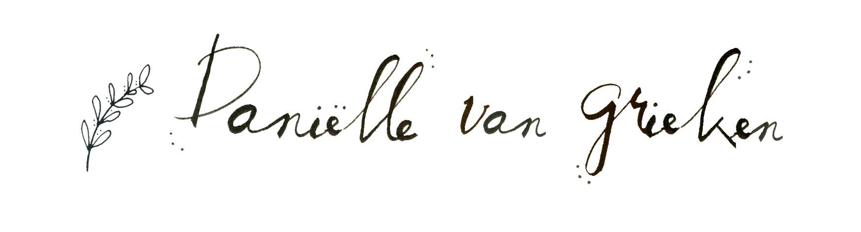 Danielle van Grieken - Tekst & Illustratie